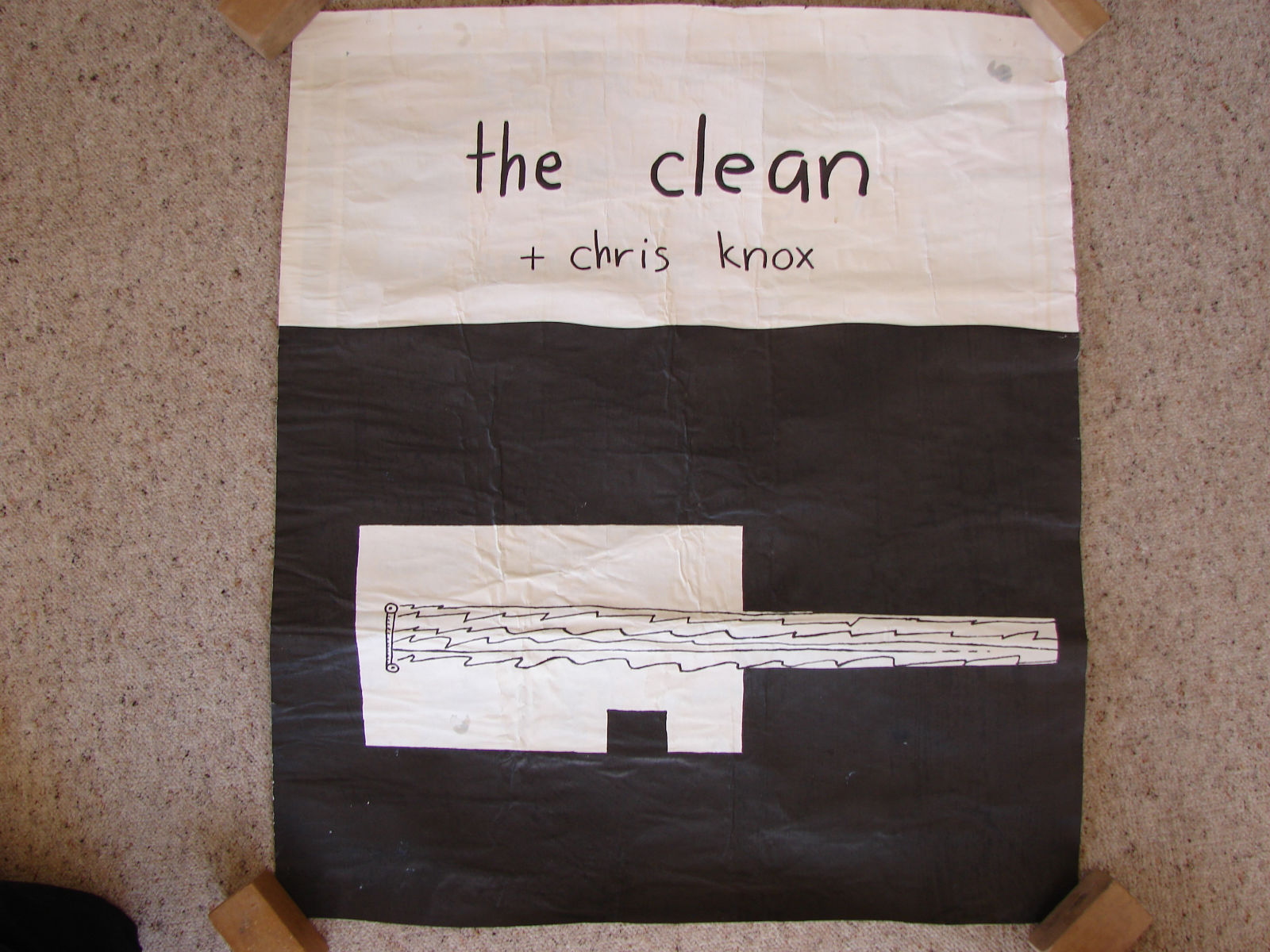 The Clean and Chris Knox