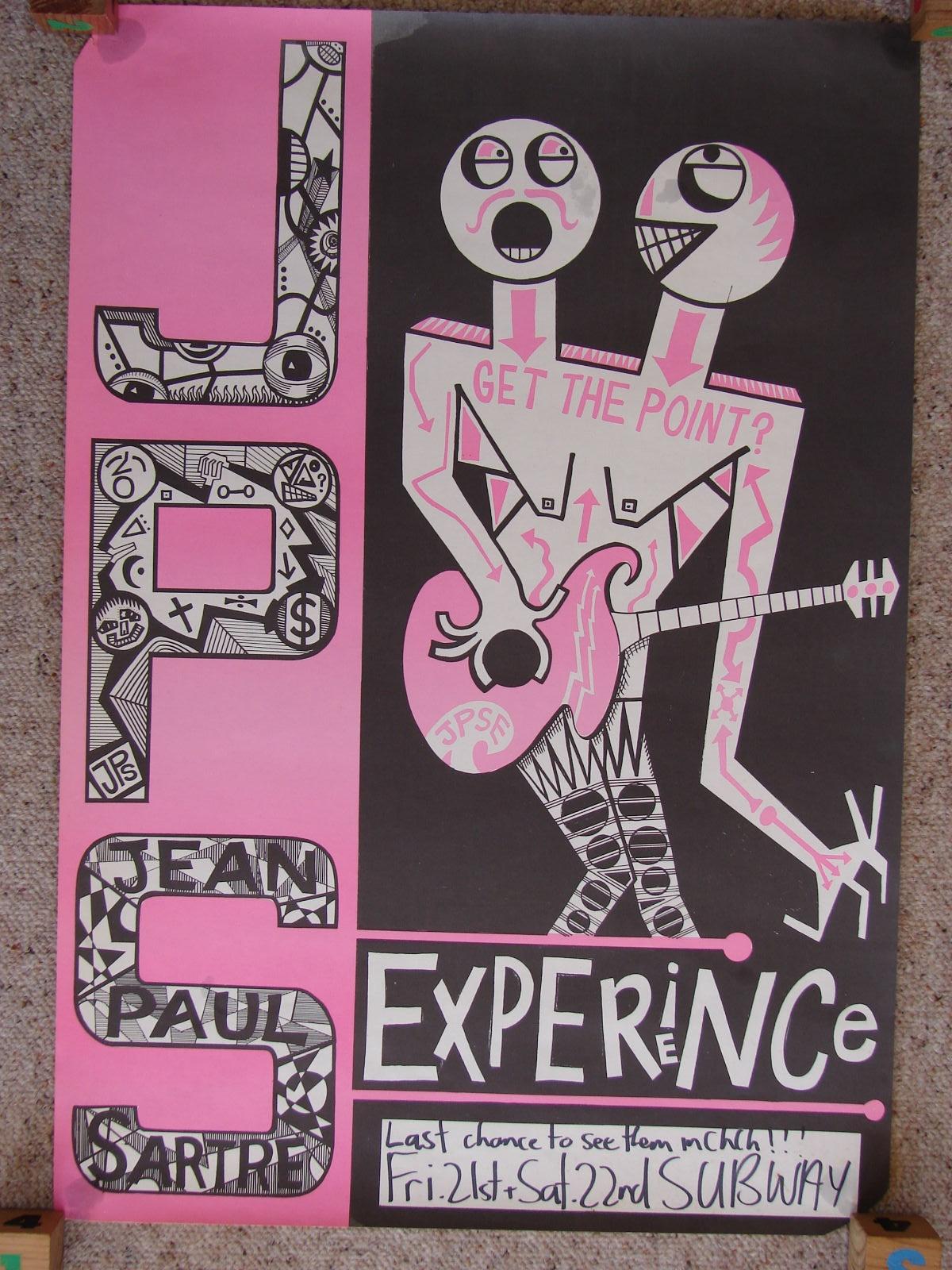 JPS Experience
