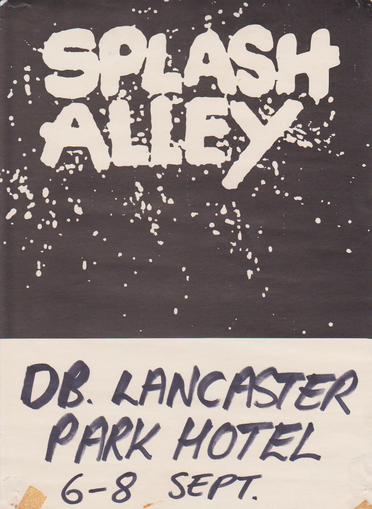 Slash Alley at DB Lancaster