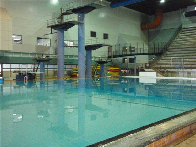 Qe2 Christchurch Diving Boards